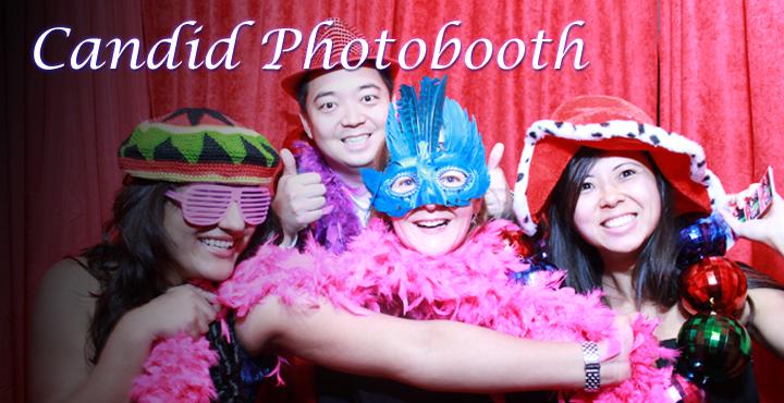 Candid Photobooth